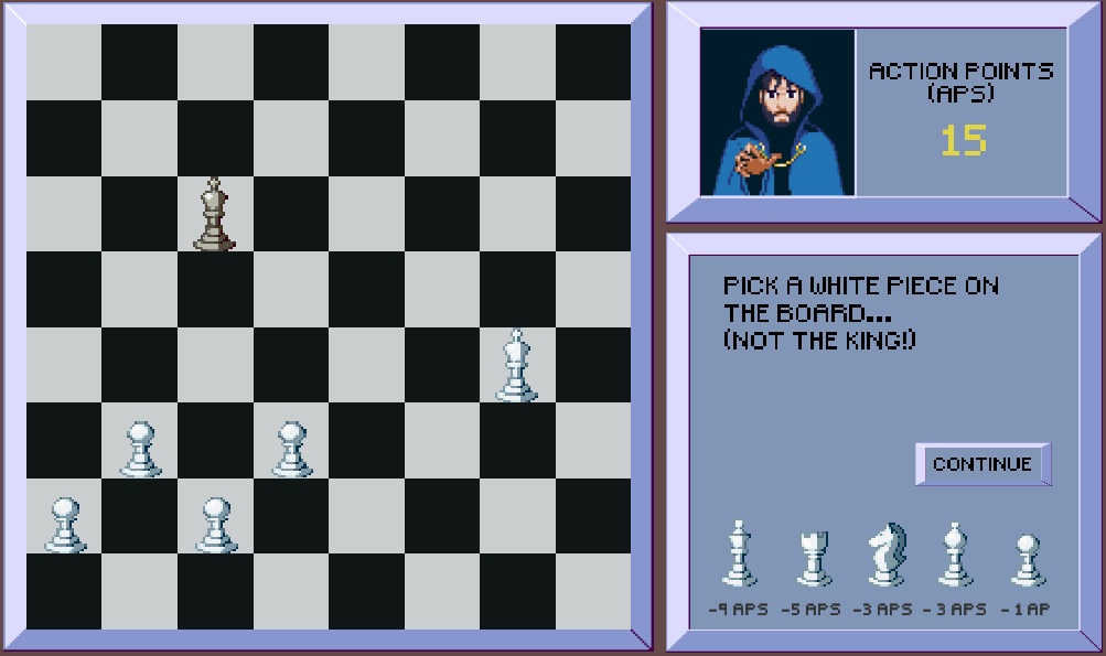moveless chess 2