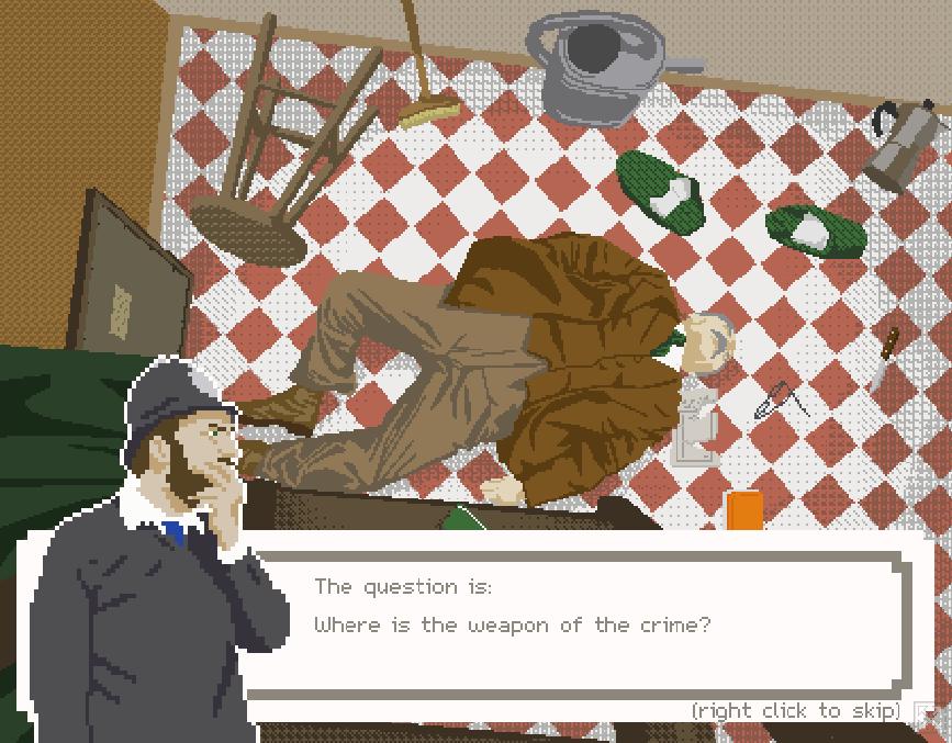 detective noword